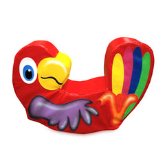 Parrot Rocker - Small - The Soft Brick Company