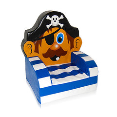 Pirate Themed Soft Play Chair - The Soft Brick Company
