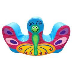 Soft Play Double Butterfly Rocker - The Soft Brick Company