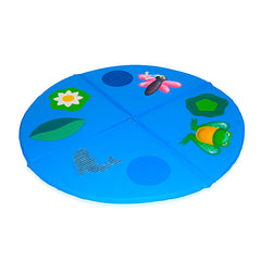 Tummy Time Sensory Mat - The Soft Brick Company