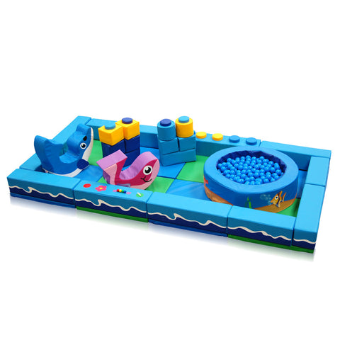 Under the Sea Packaway Soft Play Kit - 2m x 4m