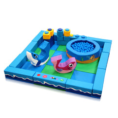Under the Sea Packaway Soft Play Kit - 3m x 3m - The Soft Brick Company