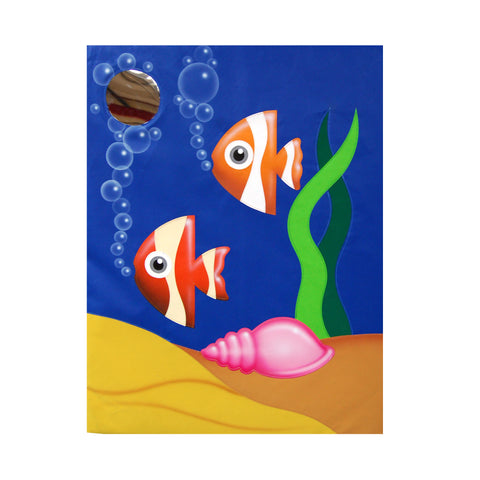 Under the Sea Sensory Wall Panel