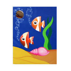 Under the Sea Sensory Wall Panel - The Soft Brick Company
