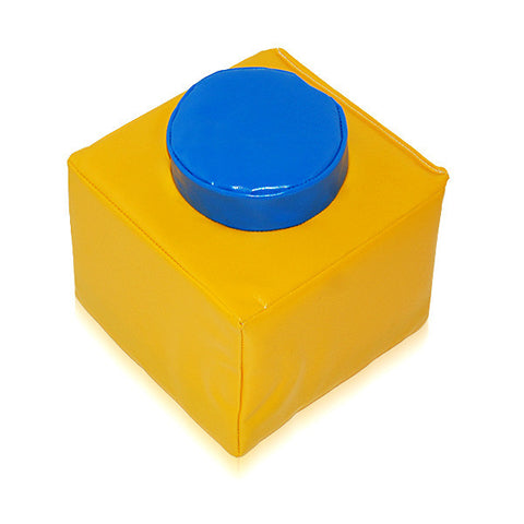 Single Soft Play Brick