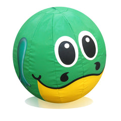 Frog Soft Play Ball - The Soft Brick Company