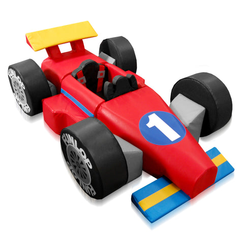 Soft Brick Formula 1 Car