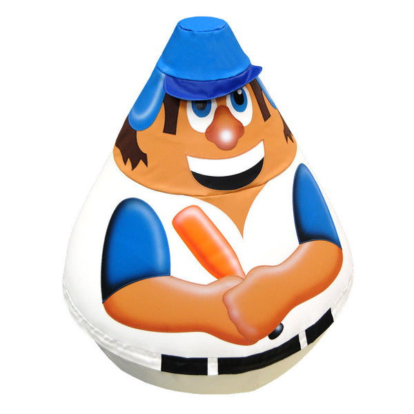 Baseball Player Wobbly Soft Play Character