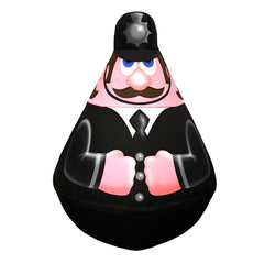 Policeman Wobbly Soft Play Character - The Soft Brick Company