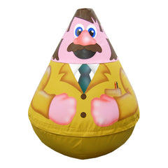 Shop Keeper Wobbly Soft Play Character - The Soft Brick Company