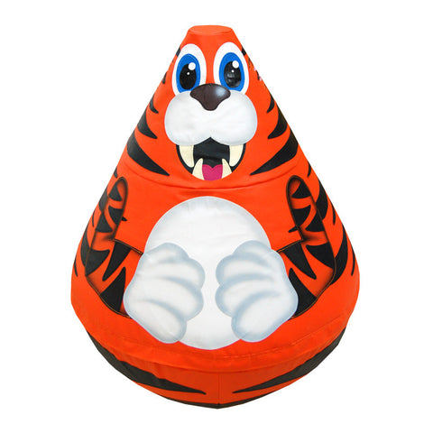 Tiger Wobbly Soft Play Character