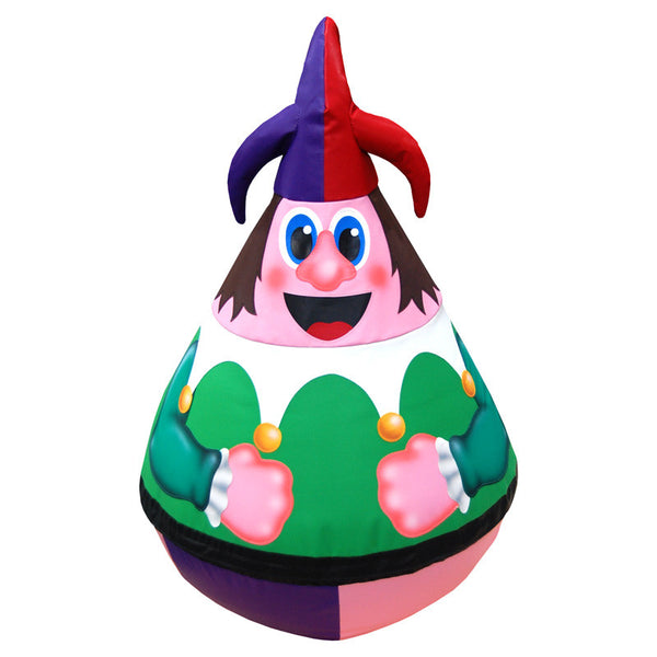 Jester Wobbly Soft Play Character