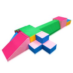 400 Series Balance Beam Agility Set - The Soft Brick Company