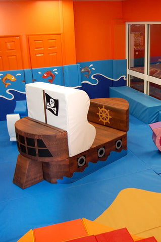 Soft Play Galleon - Jigsaw
