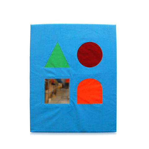 Shapes Sensory Wall Pad