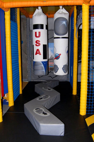 World of Play - USA Astronaut Biff Bash Bag
