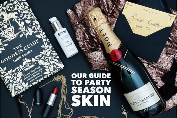 The Sönd guide to party season skin