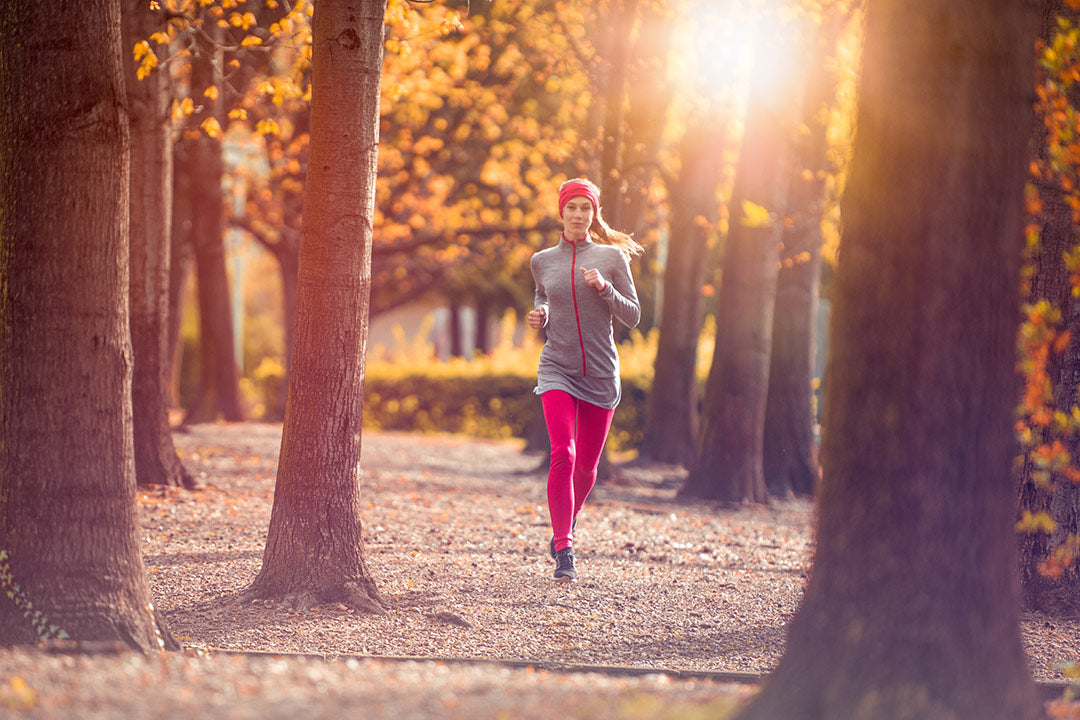 How exercise can help you get glowing more youthful skin
