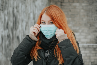 Maskne: Is Your Covid Mask Making You Break Out?