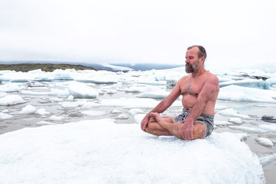 Wim Hof Method for the mind, body and skin