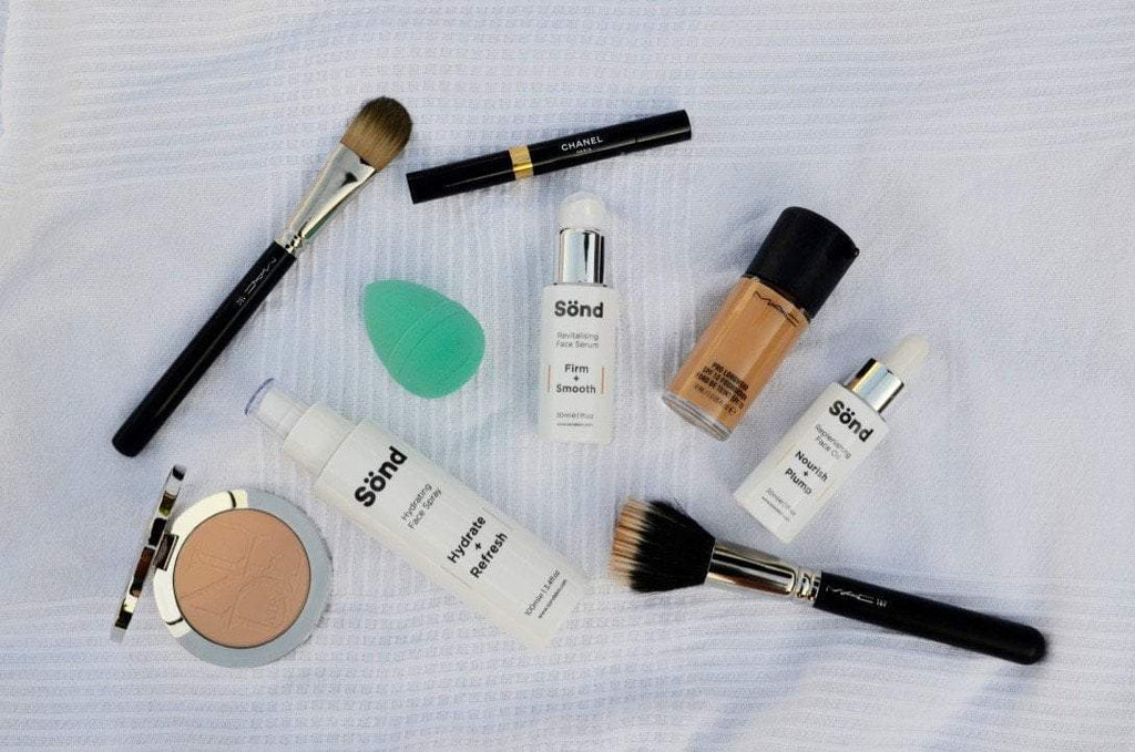 Achieving Flawless Foundation with Sensitive Skin