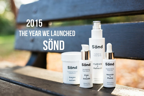 2015 The Year We Launched Sönd
