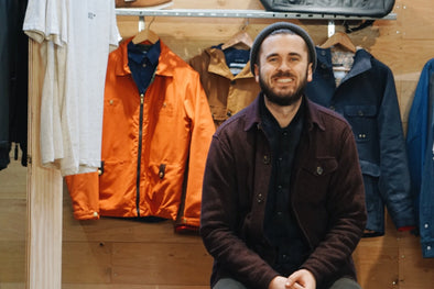 Interview with Ben from BEE Clothing