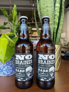 No Brainer Cider - Cotswold Cider Co. - 500ml x 4