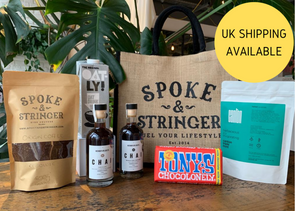 Spoke & Stringer - Coffee Essentials Hamper