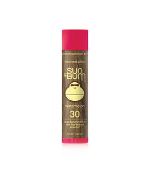 Sun Bum - Original SPF 30 Sunscreen Lip Balm - Watermelon 0.15oz