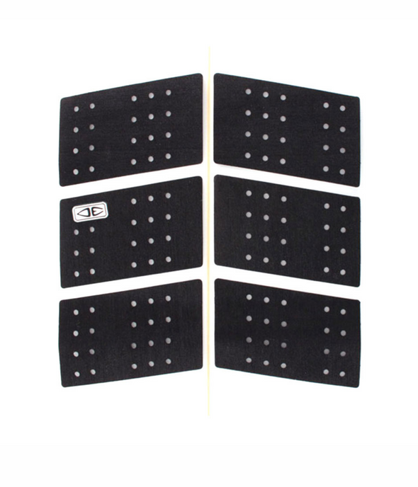 O&E - Monkey Magic 6 Piece Centre Deck Pad – Black
