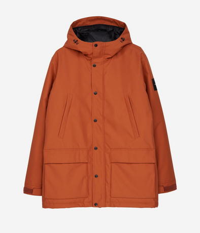 Makia - Grit Jacket - Copper