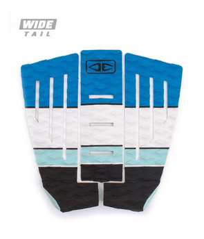O&E - Pedro 3 Piece Tail Pad – Blue