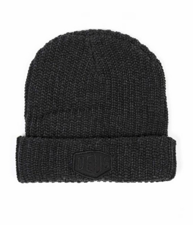 Deus Ex Machina - Melange Beanie - Phantom Black