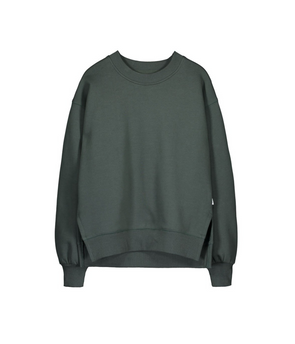 Makia - Covet Sweatshirt - Dark Green
