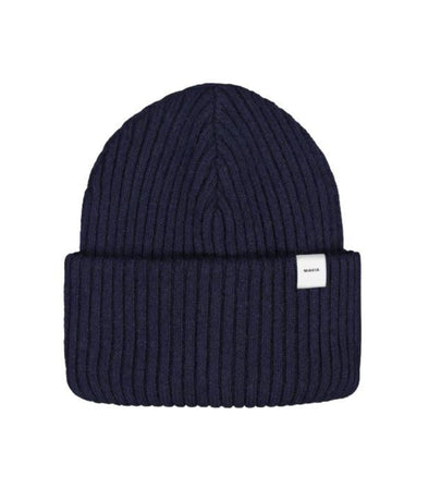Makia - Deal Beanie - Navy