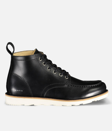 Makia - Yard Boot - Black