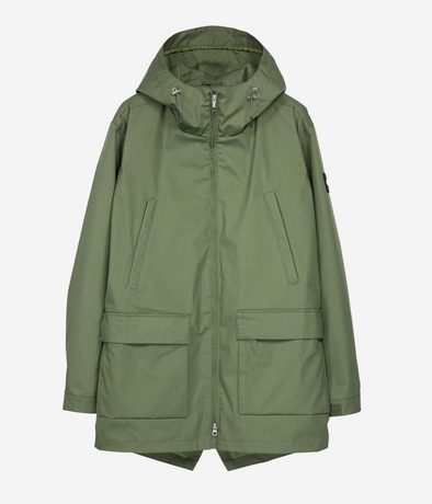 Makia - Shelter Jacket - Olive Green