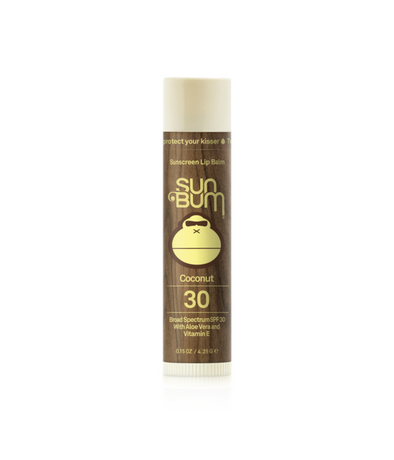 Sun Bum - Original SPF 30 Sunscreen Lip Balm - Coconut 0.15oz