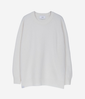 Makia - Aamu Knit - White