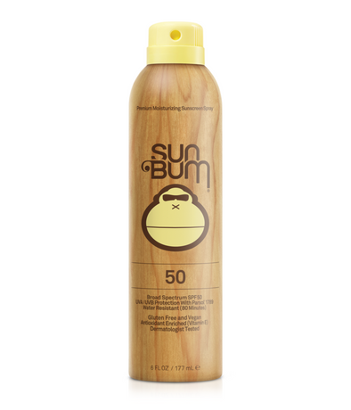 Sun Bum - Original SPF 50 Sunscreen Spray 6oz