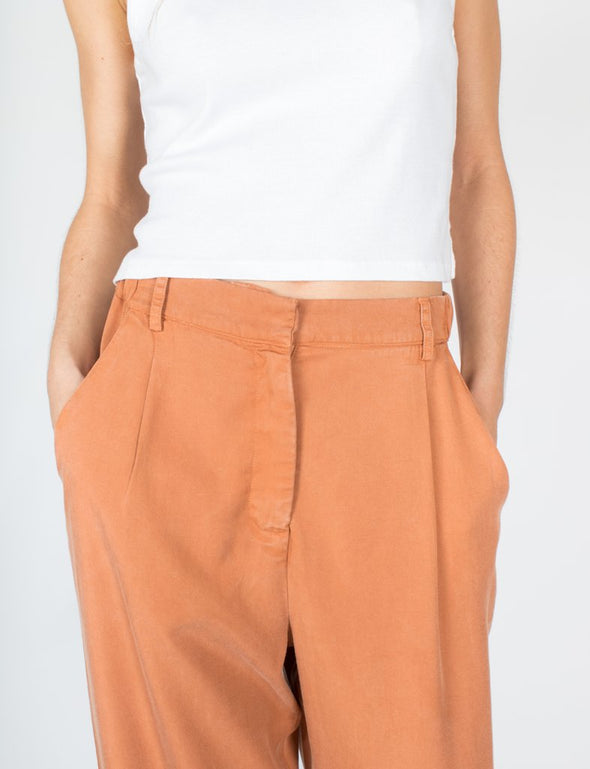 Pukas - Tweezer Trousers - Sienna Burnt Orange