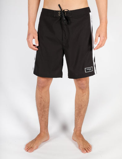 Pukas Surf - Boardshorts Yin Yang Waves Black 18""