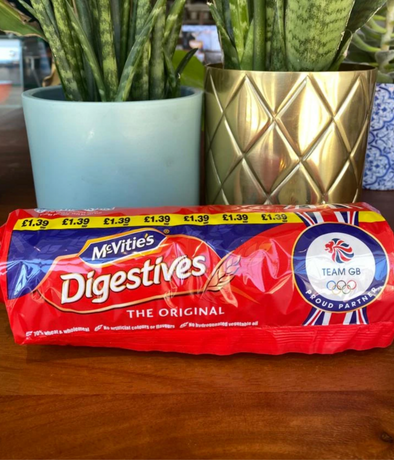 Digestive Biscuits - Mcvities Original