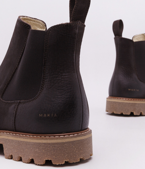 Makia - District Chelsea Boot - Brown