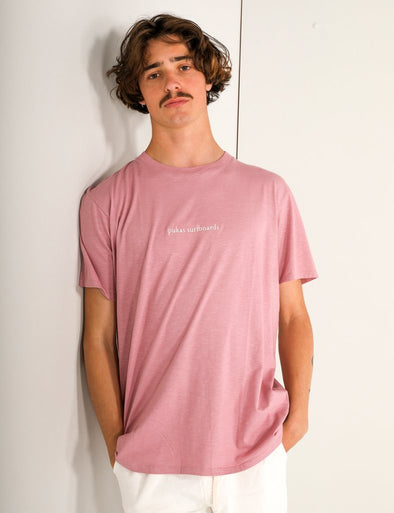 Pukas - Surfboards Tee - Lilac