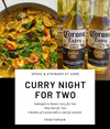 Curry Night for Two with Beers (Vegetarian)