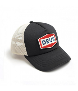 Deus ex Machina - Speed Six Trucker - Black