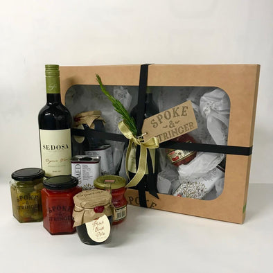 Spoke & Stringer Foodie Lovers Hamper