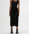 Afends - Rainey Corduroy Midi Skirt - Black